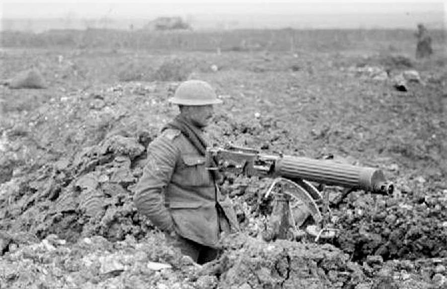 WW1 BRITISH FIELD GEAR & WEAPONS