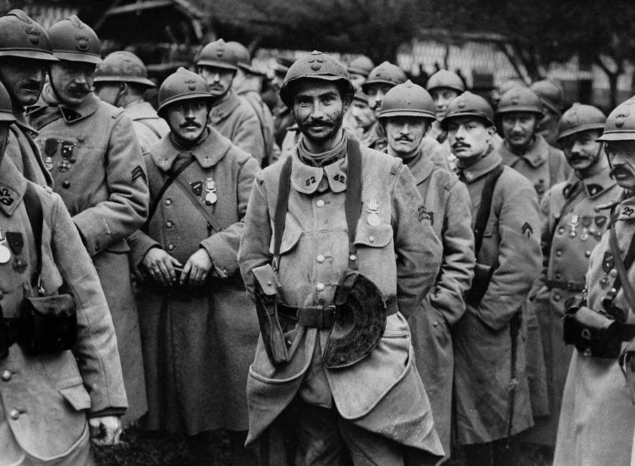 WW1 FRENCH , RUSSIAN & USA