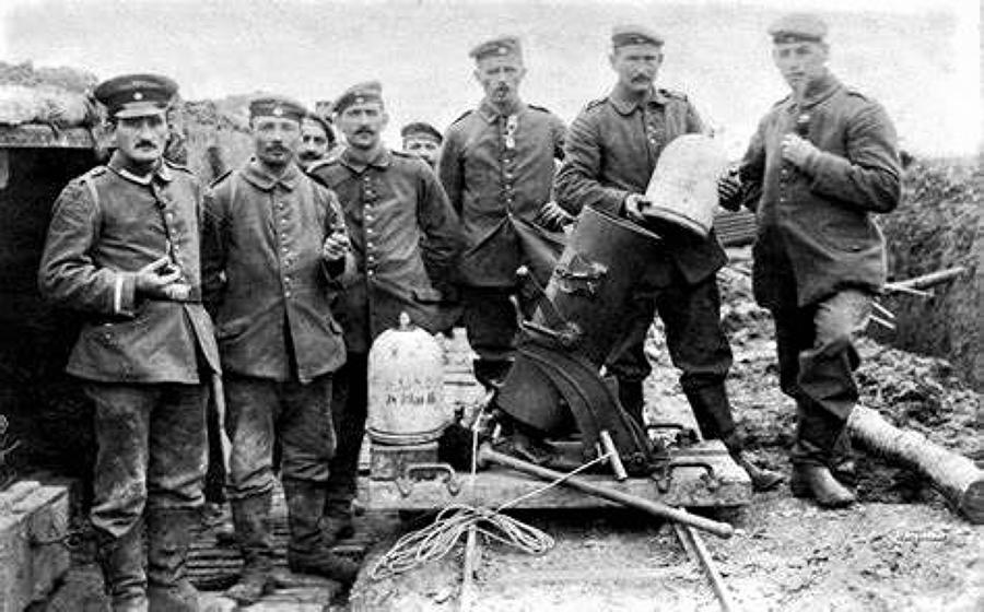WW1 GERMAN & AUSTRIAN