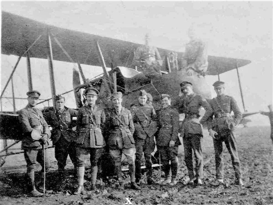 WW1 ROYAL FLYING CORPS