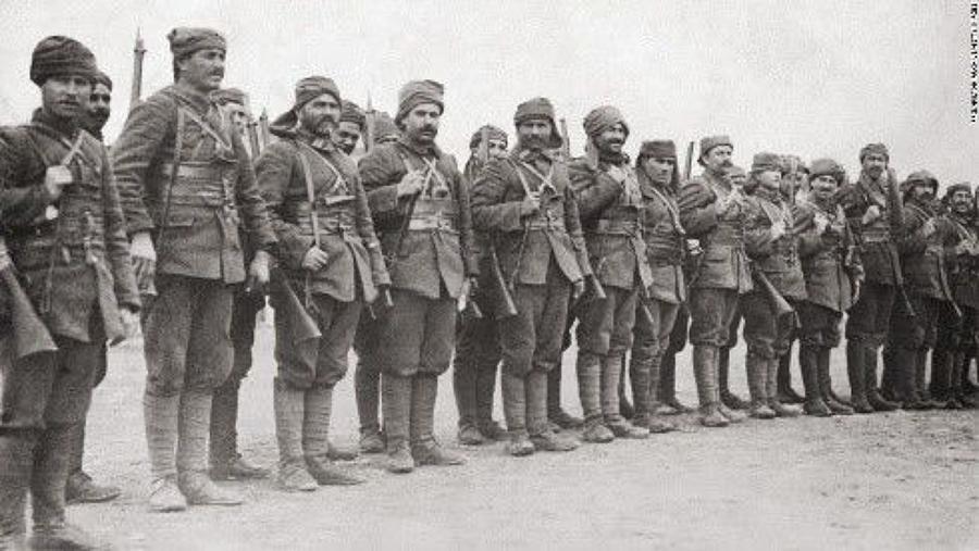 WW1 TURKISH