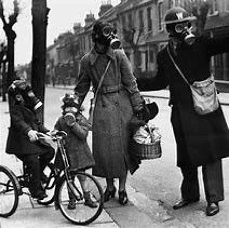 WW2 BRITISH HOME FRONT