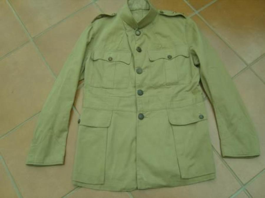 BOER WAR or WW1 OFFICERS KD TUNIC