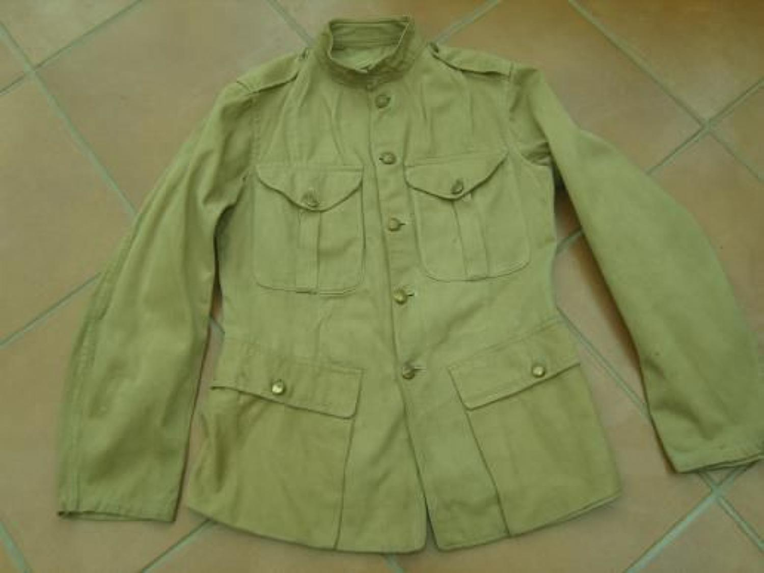 British Army Boer War Other Ranks Issue Tunic.