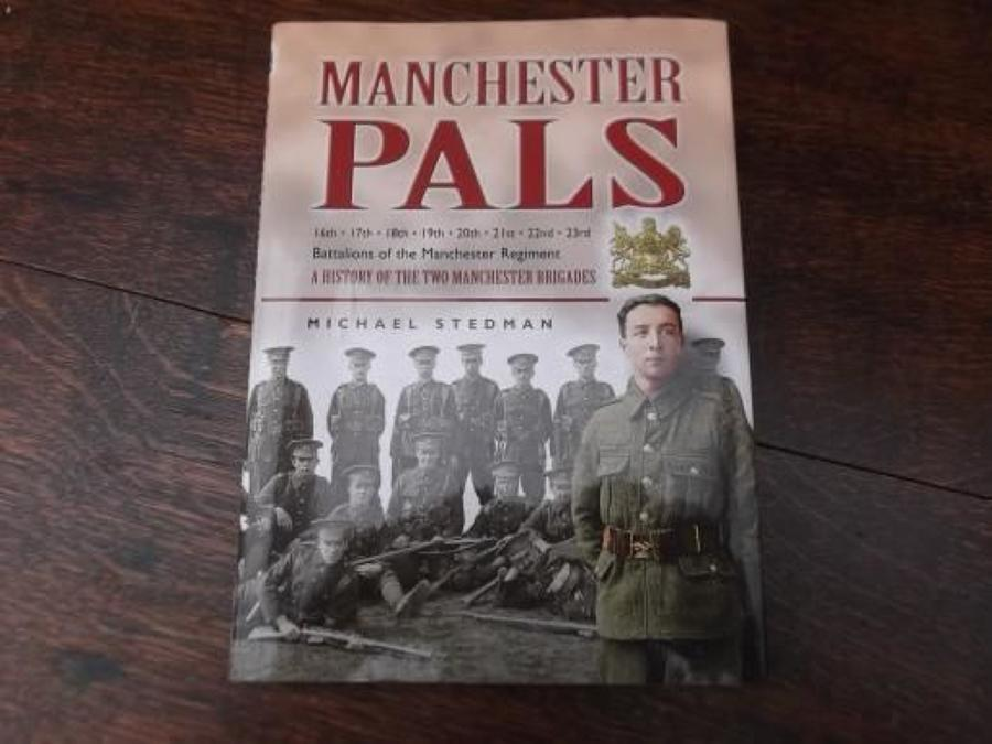 MANCHESTER PALS : LEO COOPER REFERENCE BOOK.