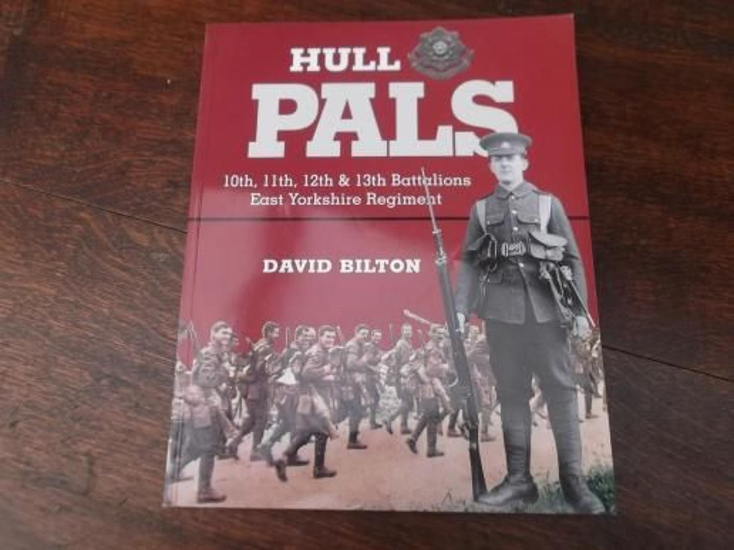 HULL PALS PEN & SWORD REFERENCE BOOK
