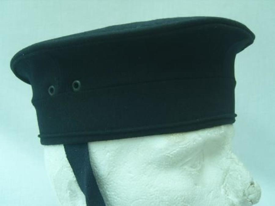 DARK BLUE ROYAL NAVY RATINGS CAP UNISSUED