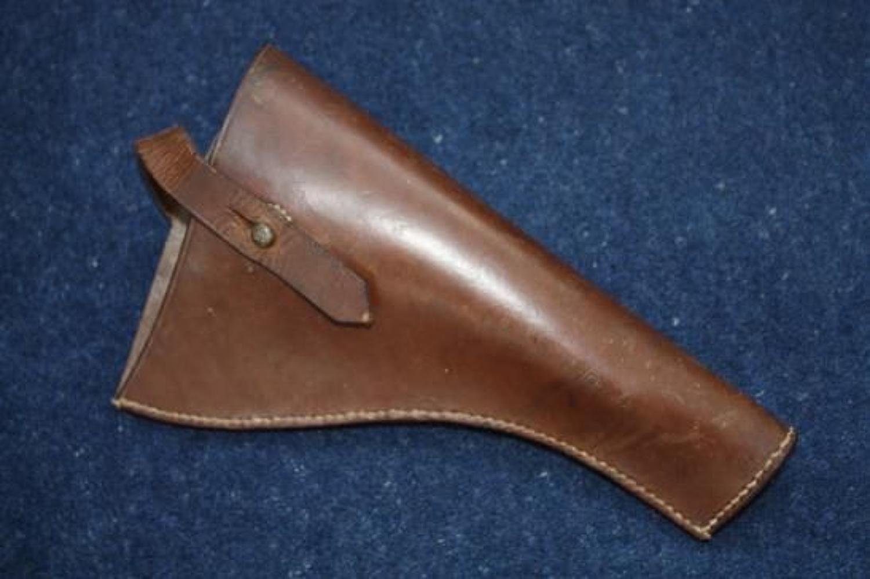 1903 Pattern Leather Revolver Holster