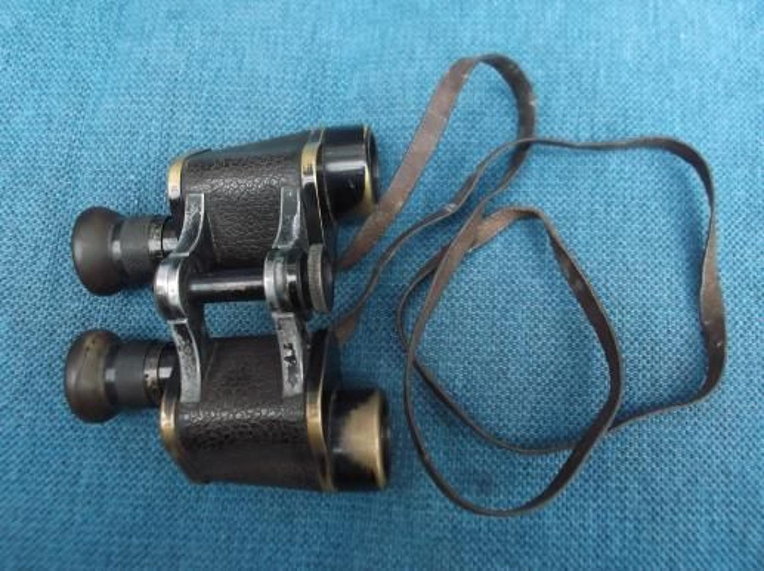 WW1 British Army Officer's Ross Binoculars