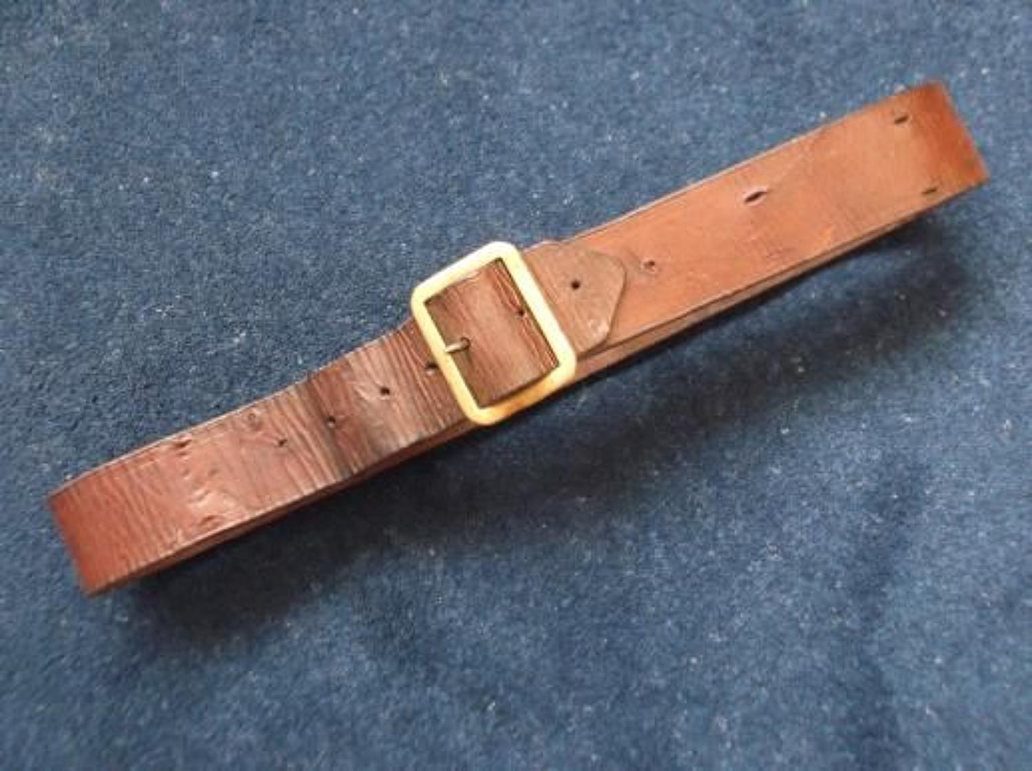 WW1 British '03 Pattern Leather Hate Belt