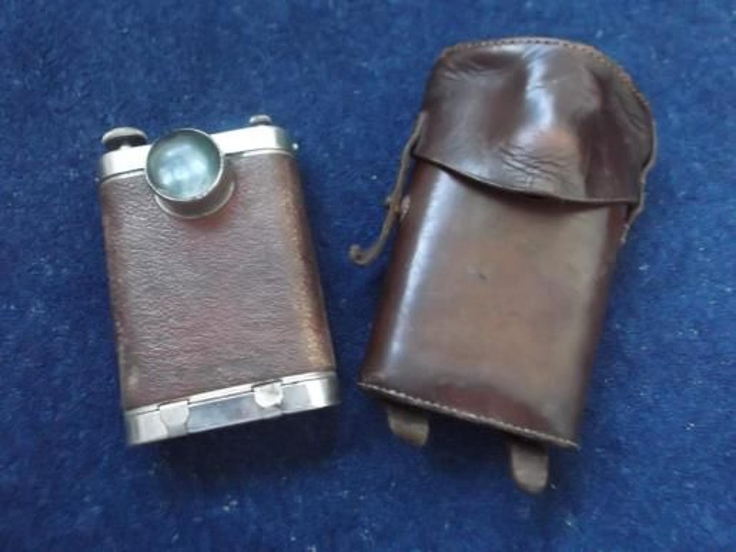 WW1 BRITISH OFFICERS ORILUX TRENCH LAMP