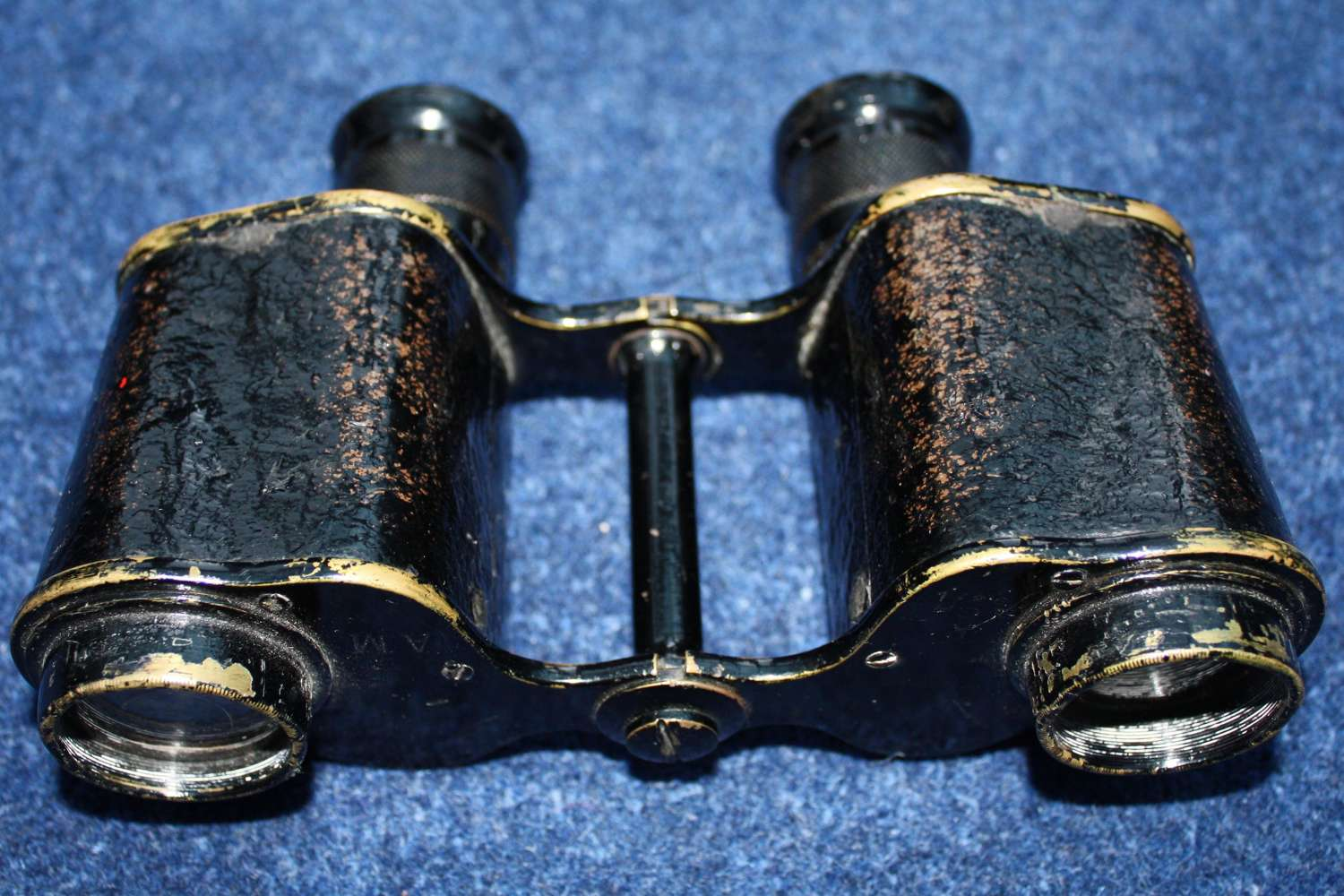 1916 dated WW1 British Army Officer's Binoculars Air Ministry
