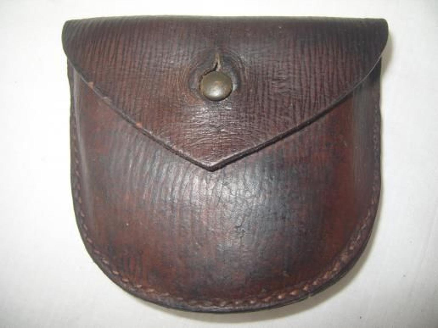 1903 Pattern British WW1 Revolver Ammunition Pouch