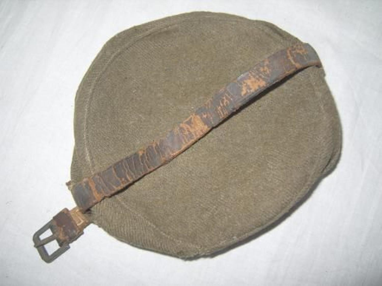 WW1 BRITISH MOUNTED PATTERN MESS TIN COVER