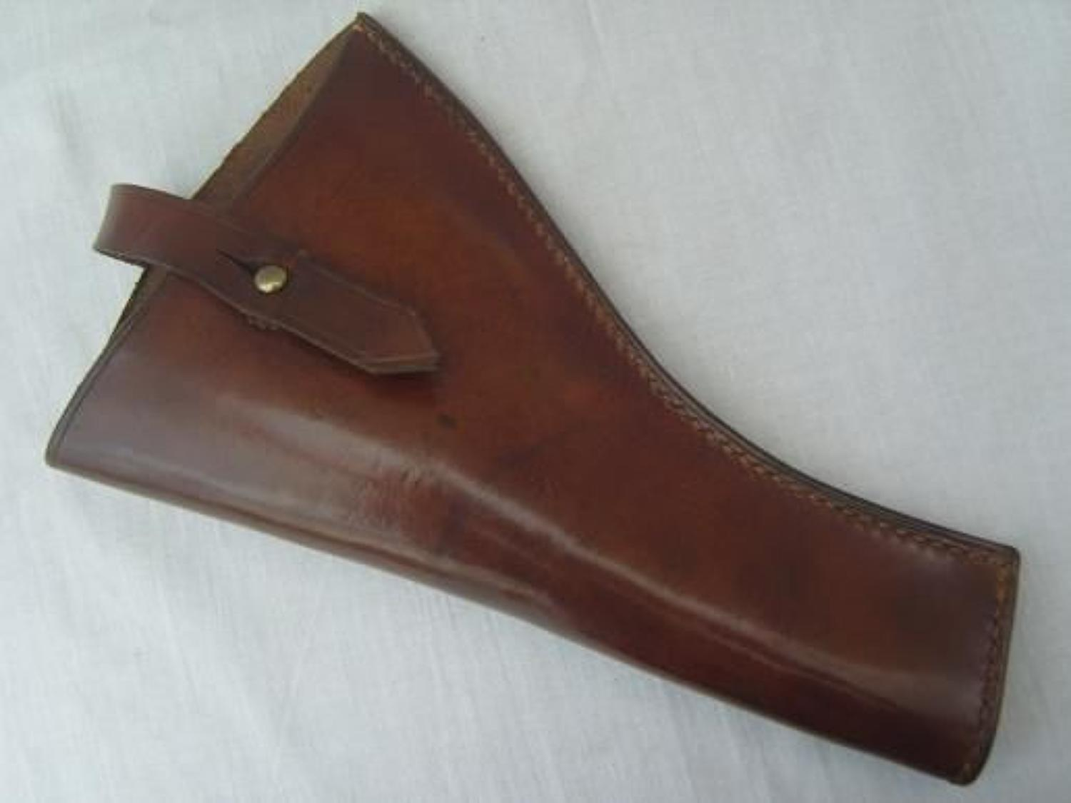 An excellent WWI Leather Holster in mint condition