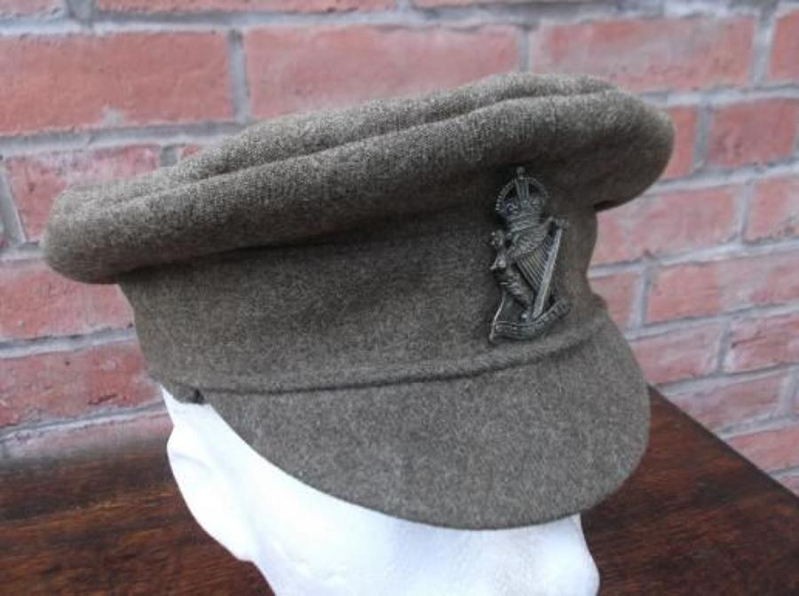 WW1 OTHER RANKS 'COR BLIMEY' CAP