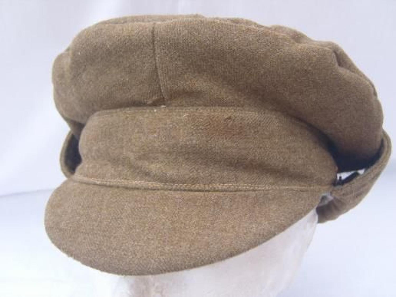 WW1 OTHER RANKS 'COR BLIMEY' CAP