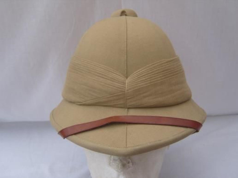 Post WW1, 1929 dated Pith Helmet.