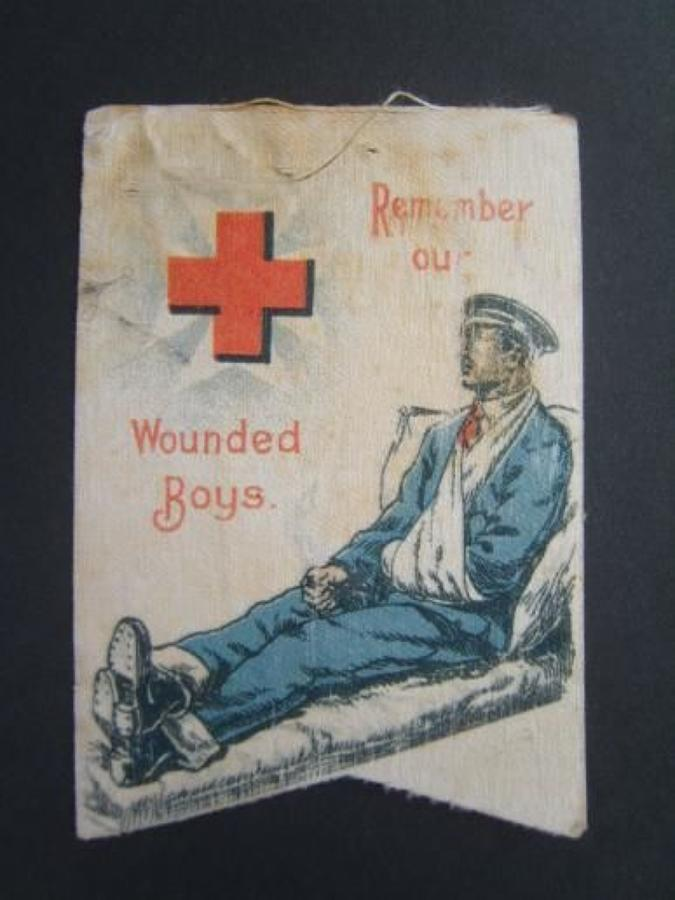 Remember our wounded boys