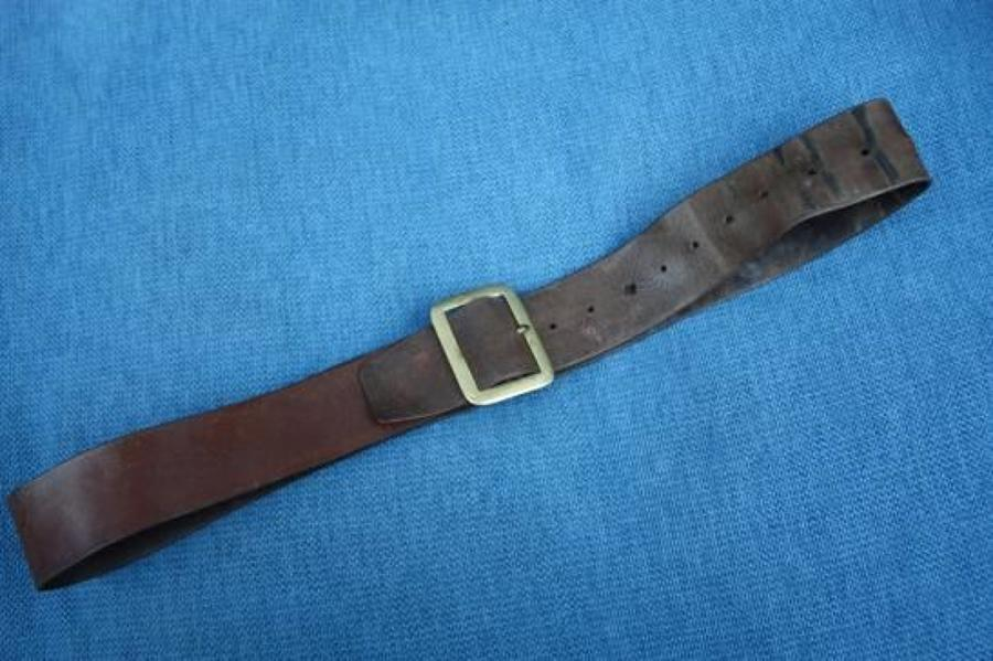WW1 British '03 Pattern Leather Belt