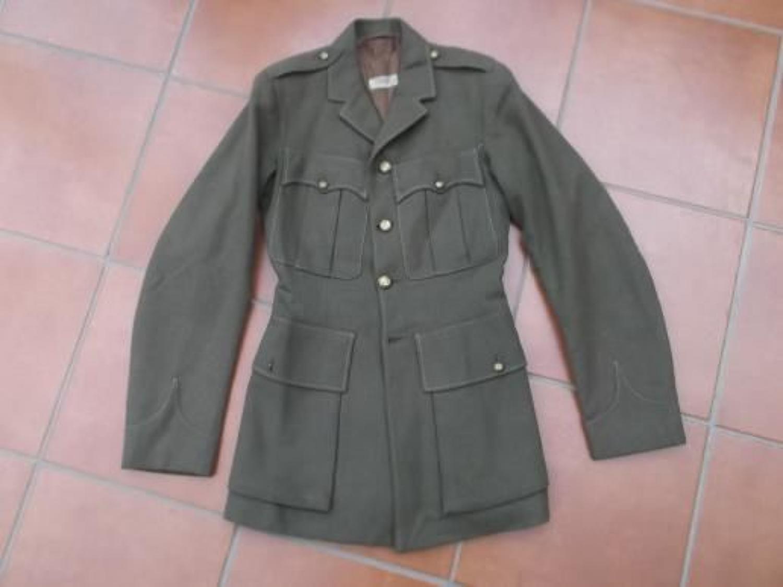 WW1 ERA BRITISH ARMY OFFICER CADET TUNIC