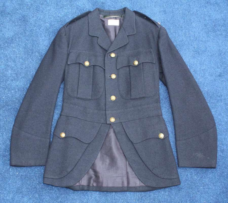 WW1 OFFICERS SCOTTISH PATTERN KITCHENER BLUE TUNIC