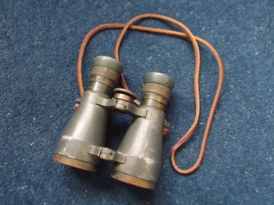 Original WW1 German Binoculars Fernglas 08 by Emil Busch