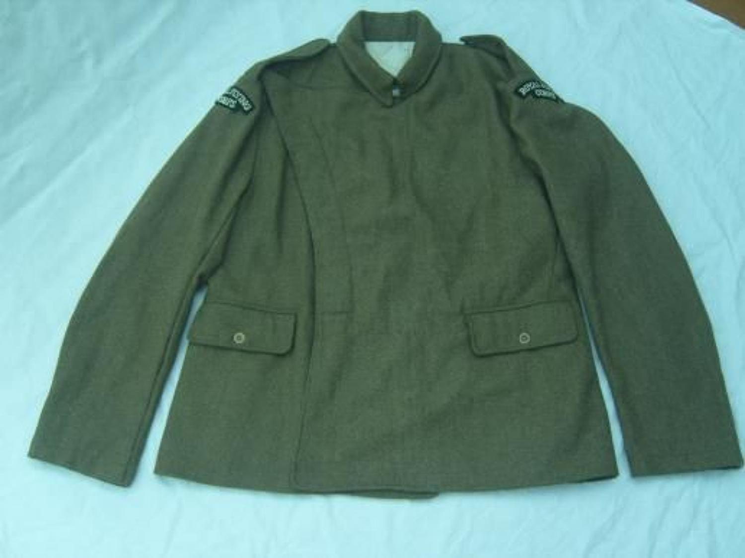 RFC OTHER RANKS MATERNITY TUNIC REPRO