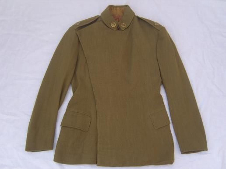 RFC Officers Khaki 'Maternity' style tunic
