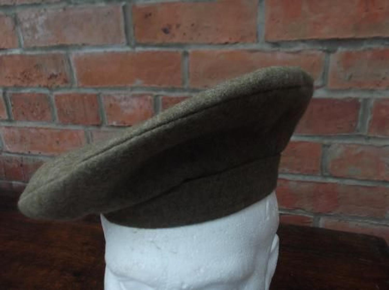 1941 Dated TAM / BRITISH GENERAL SERVICE CAP WW2