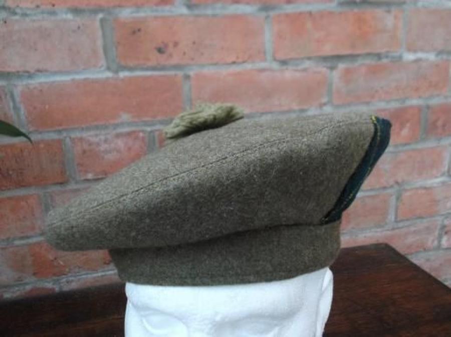 1942 BRITISH GENERAL SERVICE CAP WW2