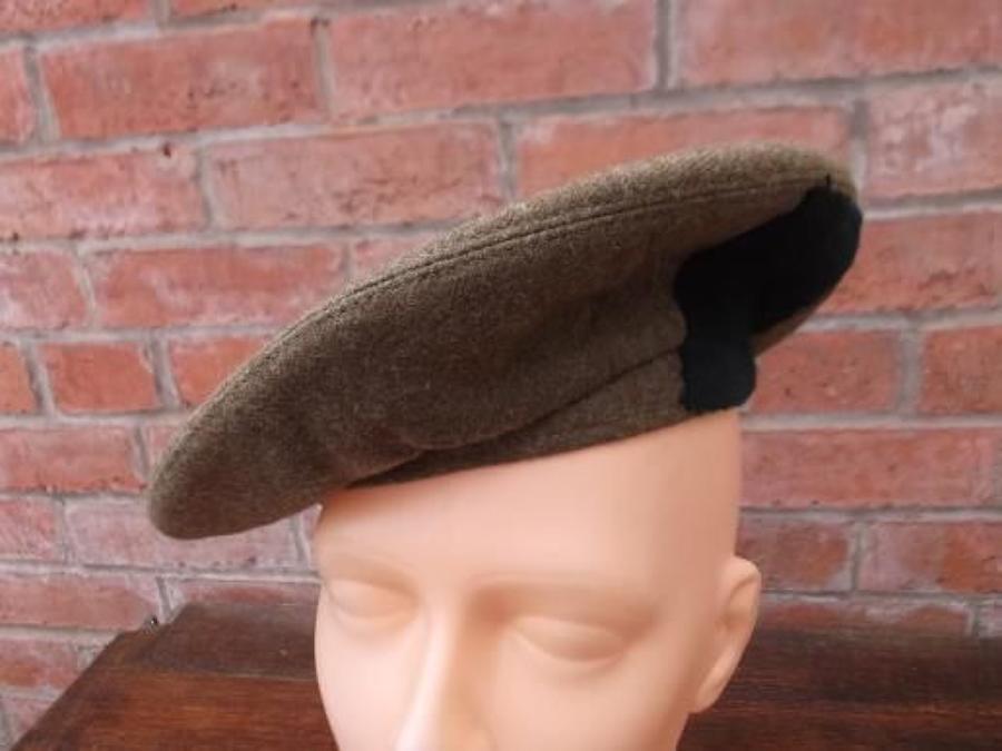BRITISH GENERAL SERVICE CAP WW2 1945