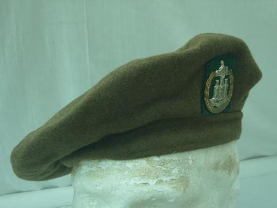 BRITISH GENERAL SERVICE CAP WW2