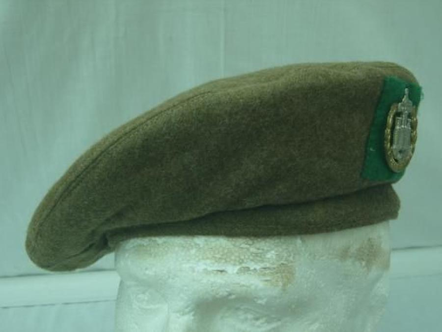 BRITISH GENERAL SERVICE CAP 1945 DATED