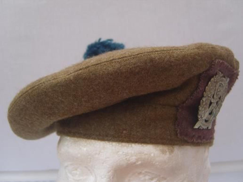 BRITISH ARMY LONDON SCOTTISH TAM O SHANTER