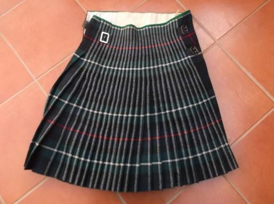 Post WW2 HIGHLAND LIGHT INFANTRY KILT
