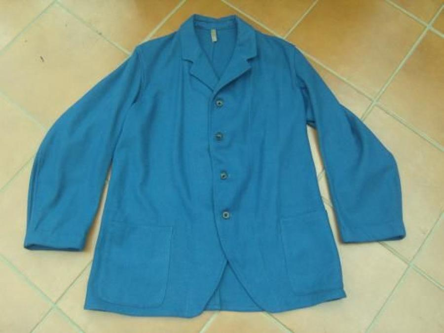 WW2 HOSPITAL BLUE TUNIC dated 1940