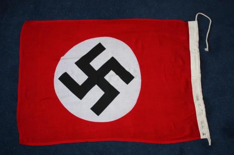 WW2 THIRD REICH NAZI  FLAG