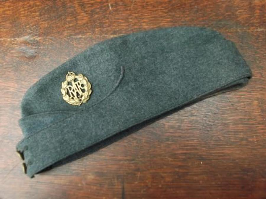 1945 Dated RAF Other Ranks WW2 Side Cap. Size 7