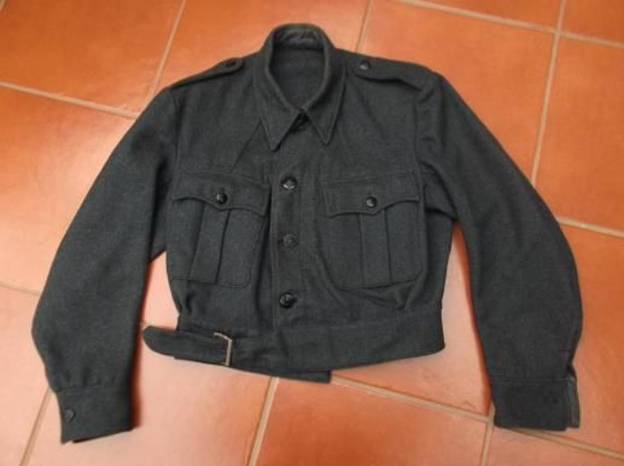 WW2 RAF BATTLEDRESS BLOUSE 1942