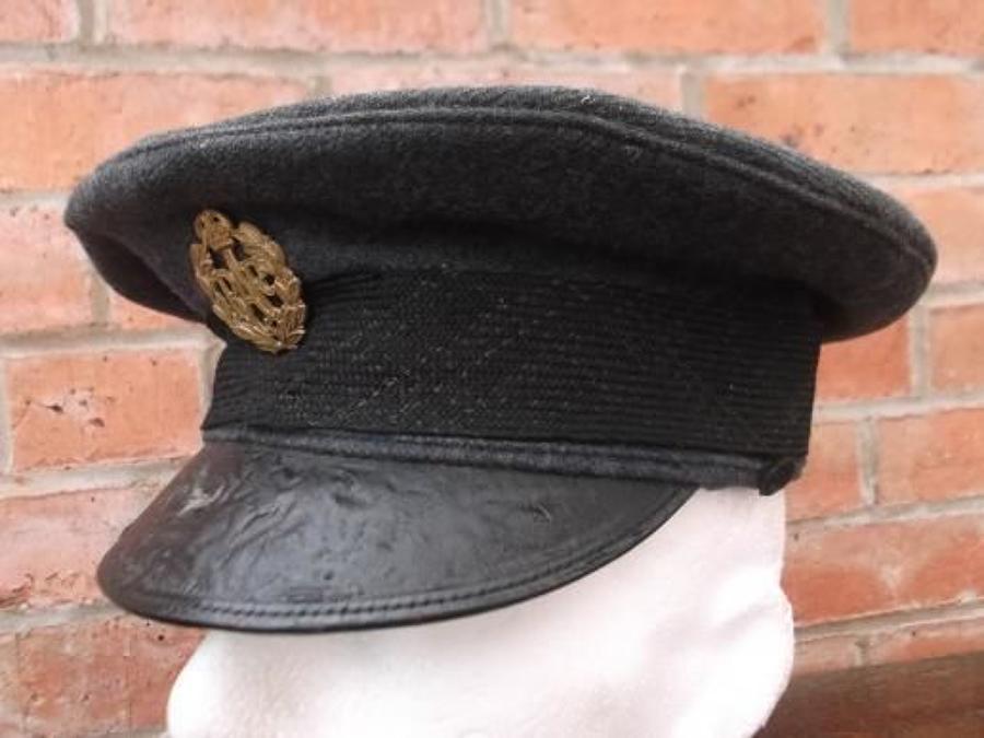 RAF OTHER RANKS PEAKED CAP