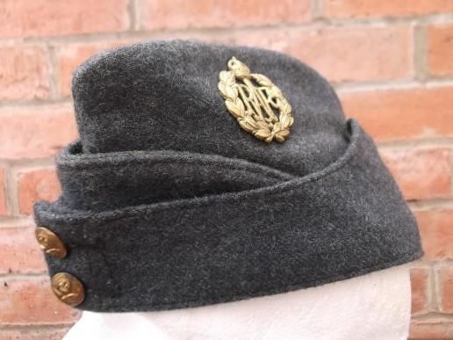 1940 DATED RAF AIRMANS SIDE CAP