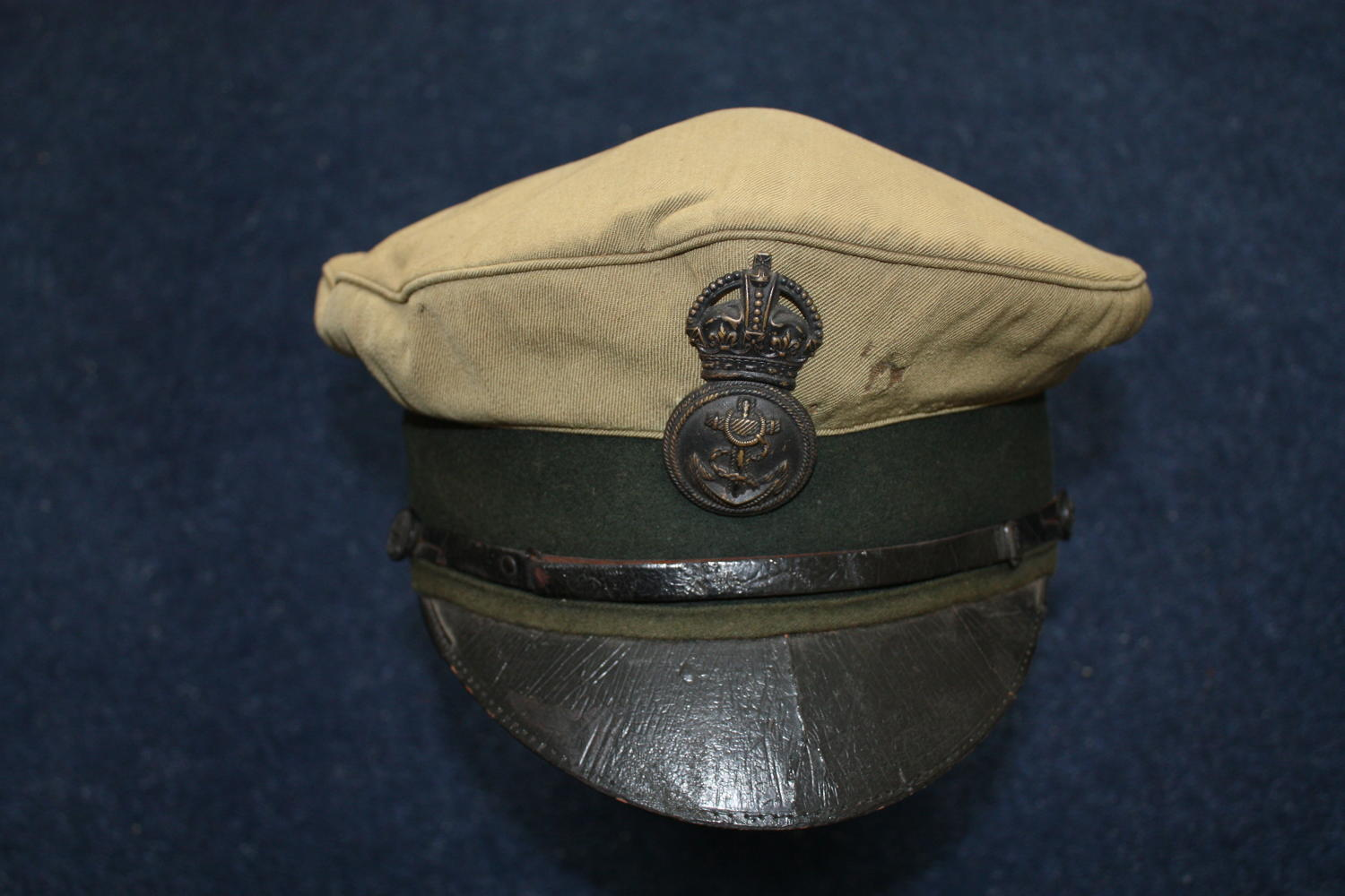 WW1 RNAS ROYAL NAVAL AIR SERVICE PETTY OFFICERS CAP
