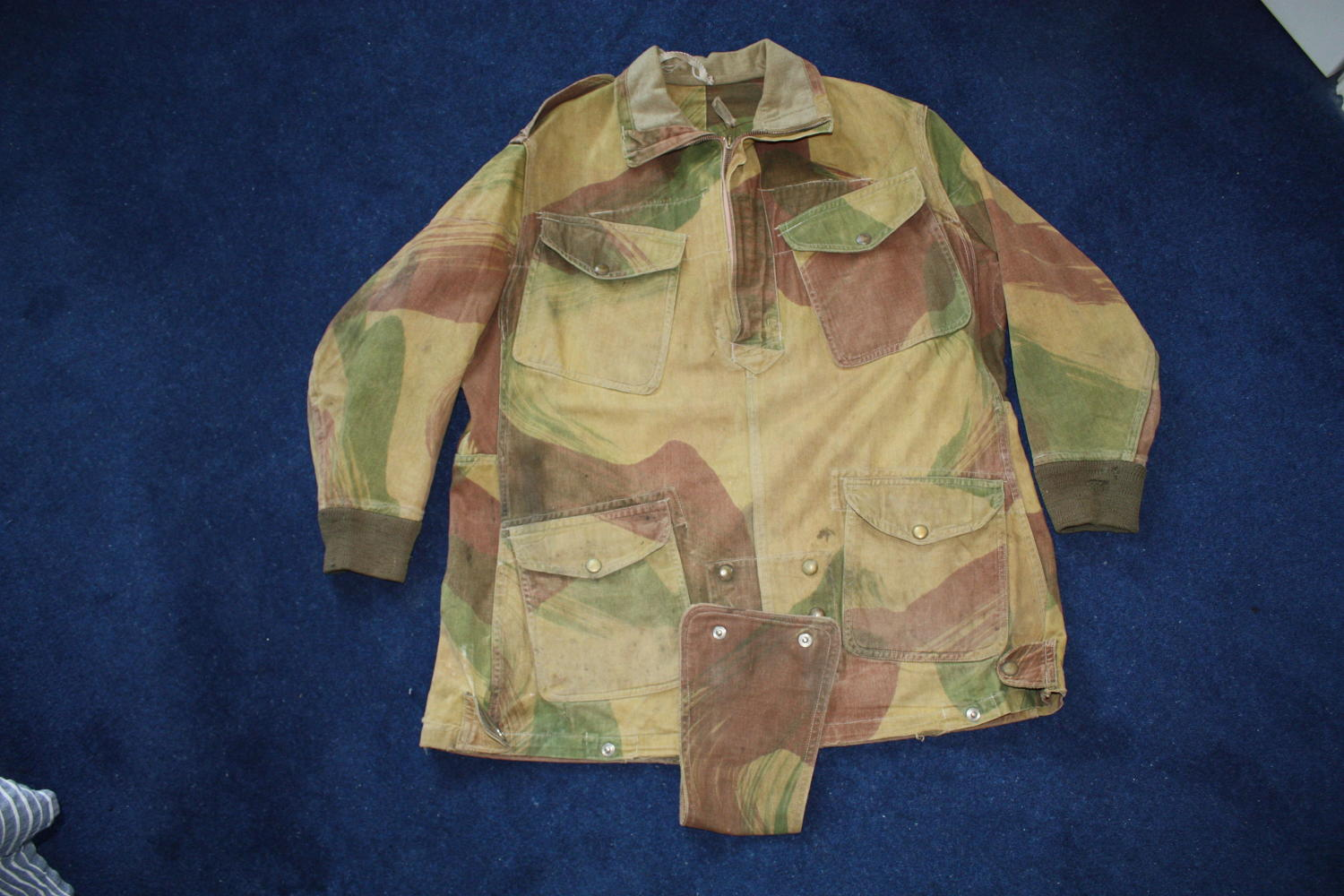 British Army Parachute/Airborne Troops Denison Smock. Post WW2.