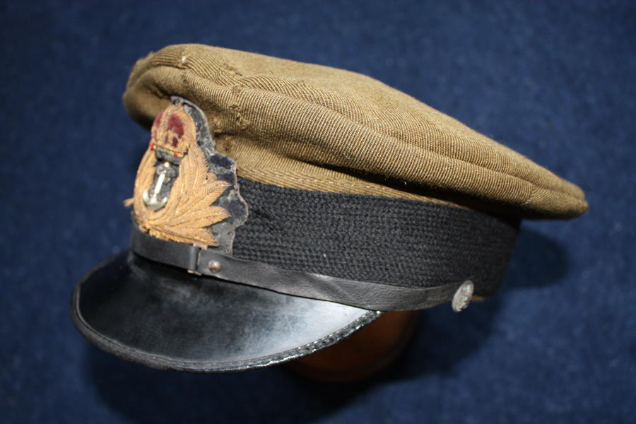 WW1 RNAS ROYAL NAVAL AIR SERVICE/ or ROYAL NAVAL DIVISION OFFICERS CAP