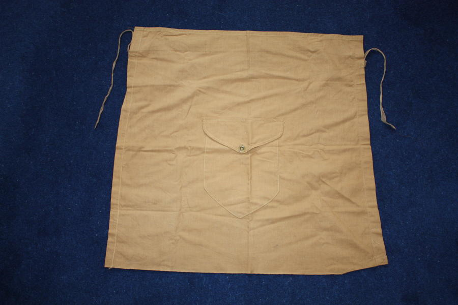 WWI Pattern Scottish front Kilt Cover