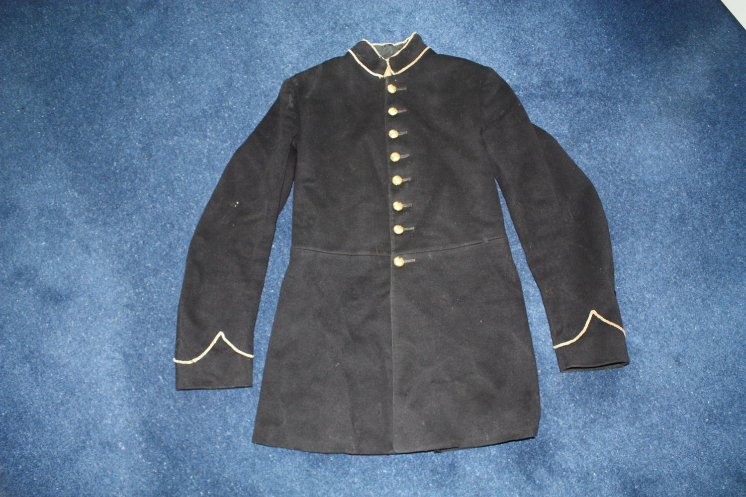 U.S. CIVIL WAR / INDIAN WARS UNION FROCK COAT