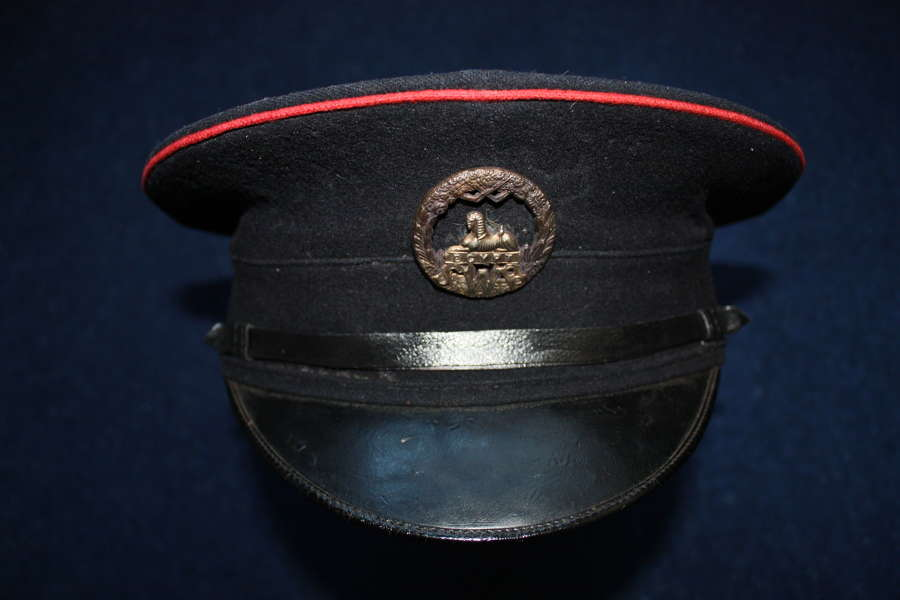 Pre WW1 British Army Full Dress Other Ranks Cap