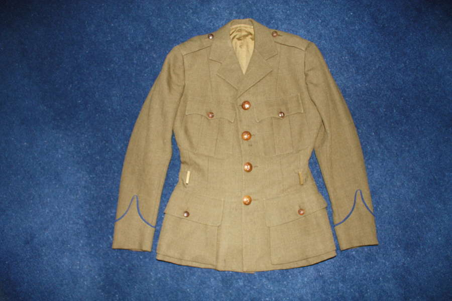 WW2 MTC WOMEN'S MECHANISED TRANSPORT CORPS TUNIC