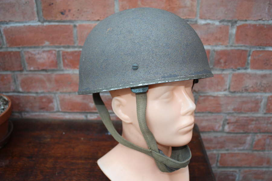 Original WW2 British Military Paratrooper Helmet - BMB 1944